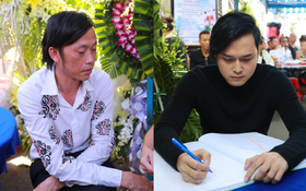 Nghệ sĩ Hoài Linh, Quang Vinh và sao Việt viếng lễ tang của Minh Thuận ngày cuối
