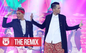 Justatee lên tiếng khi bị cáo buộc đạo nhái Kpop tại The Remix