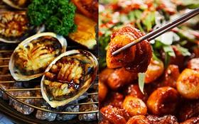 Không thể cầm lòng trước đủ thể loại đồ nướng tuyệt ngon của Hàn Quốc