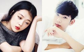 Fan hóng chờ cảnh giường chiếu nóng bỏng của Kim Soo Hyun và Sulli