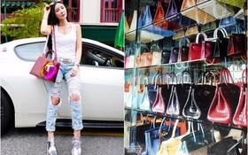 Cận cảnh cuộc sống sang chảnh của nữ đại gia Singapore sở hữu nhiều túi Hermes nhất thế giới