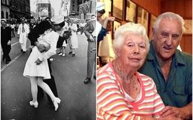 Câu chuyện thú vị và bất ngờ phía sau bức ảnh nụ hôn nổi tiếng nhất trong lịch sử