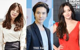 """Dàn diễn viên """"Trái tim mùa thu"""": Những ông hoàng, bà chúa quyền lực bậc nhất showbiz Hàn"""
