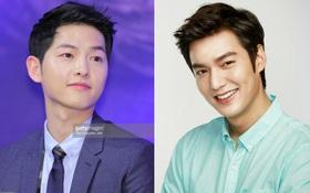 Lấy lý do chấn thương để hoãn nhập ngũ, Lee Min Ho bị so sánh với Song Joong Ki