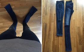 """Chiếc quần jeans dài đến quái dị của ASOS và cái kết gây """"ngã ngửa"""""""