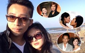 Chuyện tình yêu showbiz Hoa ngữ: Tình cũ của người này trở thành nửa kia của kẻ khác