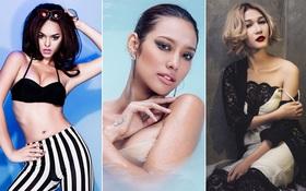 """Xem lại những bộ ảnh thời trang """"lẫy lừng"""" một thời của các ứng viên The Face Việt"""