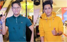 """Duy Khánh, Tronie nổi bật trong buổi họp báo """"Người hùng tí hon"""" mùa 2"""