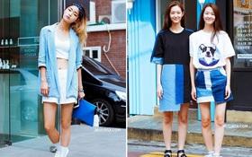Ngắm mãi không chán street style dễ áp dụng, dễ bắt mắt của giới trẻ thế giới