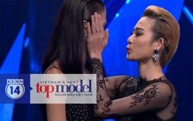 Next Top Model: Kim Nhã bị loại đúng như tin đồn!