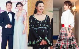 Dàn sao Hoa ngữ tề tựu thảm đỏ LHP Kim Kê Bách Hoa lần thứ 25
