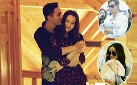"""Netizen xứ Trung kháo nhau bằng chứng hẹn hò của """"Mỹ nhân Tân Cương"""" Địch Lệ Nhiệt Ba và Trần Vỹ Đình"""