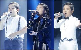 """Đây là 3 gương mặt tranh ngôi Quán quân """"Giọng hát Việt nhí 2016""""!"""
