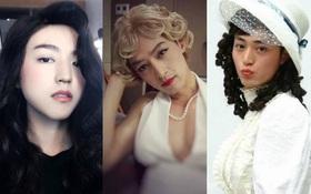 """Nam thần hóa thành mỹ nữ: Người xinh như mộng, kẻ khiến fan """"cười như điên"""""""