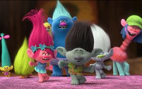 """Trolls – Đại tiệc âm nhạc đáng yêu đến """"phát ngất"""""""