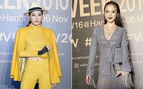 Và đây là 10 bộ cánh ấn tượng nhất trên thảm đỏ Vietnam International Fashion Week!