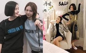 Phí Phương Anh, Quỳnh Anh Shyn, Salim... là những cô nàng tiên phong trong trào lưu đồ đôi của năm 2016