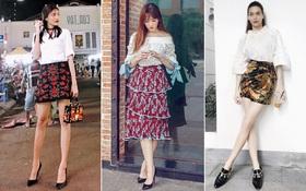 Hari Won lên đời phong cách, Lan Khuê - Hà Hồ có street style đẹp nhất tuần