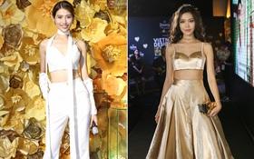 Mỹ nhân Việt khoe eo, đọ vẻ gợi cảm trên thảm đỏ ngày đầu Vietnam Designer Fashion Week