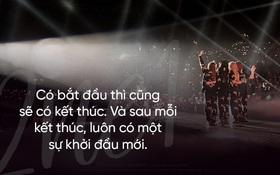2NE1 tan rã rồi, nhưng tại sao tôi phải khóc?