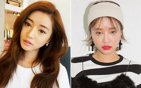 Ulzzang đình đám Park Sora ngày càng già nua, xuống sắc vì lạm dụng thẩm mỹ?