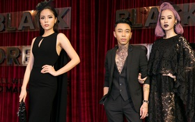 """""""Ma nữ tóc hồng"""" Angela Phương Trinh quá nổi bật, lấn át cả Hoa hậu Kỳ Duyên trên thảm đỏ"""