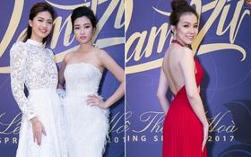 """Mỹ Linh - Thanh Tú và """"cuộc chiến nhan sắc"""" với các Hoa hậu đàn chị, ai đẹp hơn?"""
