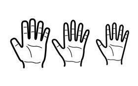 Xem kích cỡ bàn tay để dự đoán sự nghiệp có thành công hay không