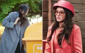 """Huyền thoại biển xanh: Bô nhếch, móc rác ra toàn đồ hiệu """"giá chát"""" mà mặc như Jeon Ji Hyun chỉ có một!"""