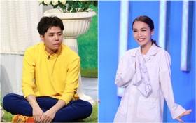 """Hoài Linh thẳng thừng chê Trịnh Thăng Bình và Yến Trang tại """"Ơn giời"""""""