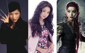 """Cùng nhìn lại dàn diễn viên châu Á nóng bỏng từng xuất hiện trong series """"X-Men"""""""