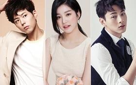 12 sao trẻ bứt phá nhất màn ảnh Hàn năm 2015: Họ là ai?