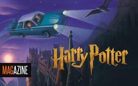 Dù qua trang sách hay những bộ phim, Harry Potter và trường Hogwarts vẫn sẽ luôn chào đón bạn trở về nhà