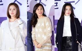 Dàn sao Hàn hạng A đồng loạt tới ủng hộ phim mới của mỹ nhân Kim Ha Neul