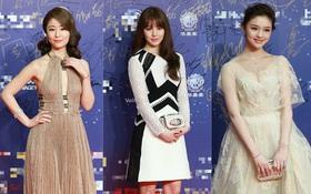 Yoon Eun Hye nổi bần bật, đọ sắc dàn mỹ nhân hàng đầu Cbiz tại Lễ trao giải Hoa Đỉnh