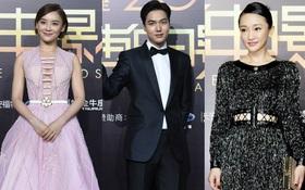 """Lee Min Ho điển trai giữa rừng mỹ nhân Hoa ngữ tại thảm đỏ """"Điện ảnh Weibo"""""""