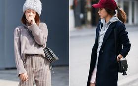 Những ngày cuối năm, street style giới trẻ 2 miền trông hay ho hơn bội phần