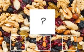 Không tìm được mảnh ghép còn thiếu trong 6 bức hình đồ ăn thì quá kém