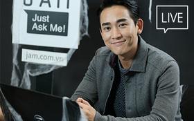 """[Trực tiếp] Hứa Vĩ Văn tiết lộ: từng """"xích mích"""" với Sơn Tùng M-TP vì bênh vực Hariwon"""