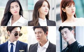 """8 diễn viên Hàn Quốc thích """"nhân bản"""" vai diễn, đóng nhiều vai như một"""
