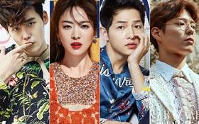"""Dự đoán kịch bản giải Daesang 2016: Song Hye Kyo khó """"về tay không"""""""