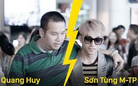 """Râm ran thông tin Sơn Tùng M-TP đã """"đường ai nấy đi"""" với Quang Huy"""