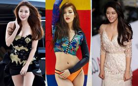 Danh sách top 10 nữ thần tượng sexy nhất gây phẫn nộ khi thiếu Hyuna, tràn ngập gương mặt lạ