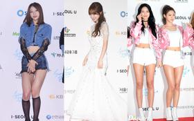 Thảm đỏ Super Seoul Dream Concert 2016: Loạt mỹ nhân đình đám Kpop không bằng một diễn viên mờ nhạt