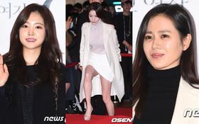 """Loạt mỹ nhân hàng đầu showbiz Hàn xuống sắc, bỗng lu mờ trước một người đẹp """"vô danh"""""""