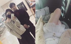 """Hẹn hò với bạn trai hơn 14 tuổi Choiza, Sulli bị """"ném đá"""" thậm tệ vì ăn mặc thiếu vải"""