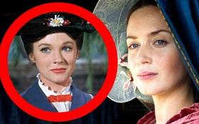 """Disney muốn Emily Blunt sẽ trở thành cô bảo mẫu đáng yêu trong """"Mary Poppins 2"""""""