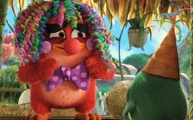 """Cười té ghế xem chú hề Red làm trẻ con chết khiếp trong """"The Angry Birds Movie"""""""