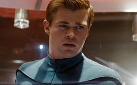 """""""Thần sấm"""" Chris Hemsworth trở lại với """"Star Trek 4"""""""