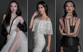 """Hoa hậu Mỹ Linh """"hiền lành"""" giữa dàn mỹ nhân Angela Phương Trinh, Mai Ngô, Chi Pu..."""